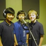 Wise Guys in Studio
