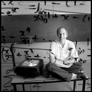 Professor Bruce Bukiet