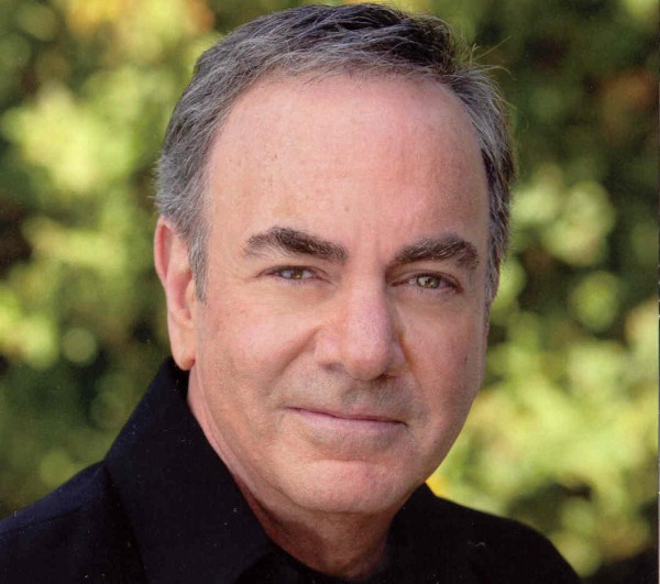 Neil Diamond - New York City born and raised