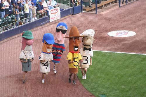 Klements Racing Sausages