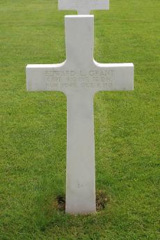 Eddie Grant Grave