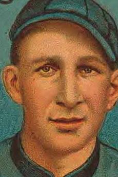 Eddie Grant baseball card