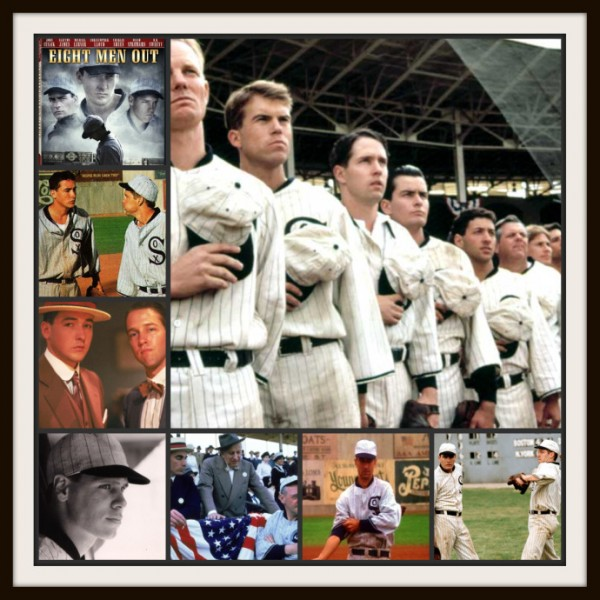 Eight Men Out Collage