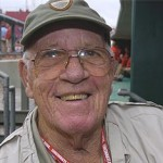 Joe Nuxhall as a broadcaster