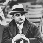Capone at Northwestern Football Game