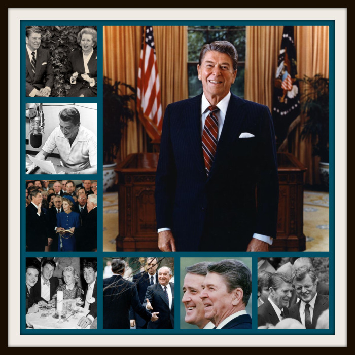 Ronald Wilson Reagan (1911 - 2004)