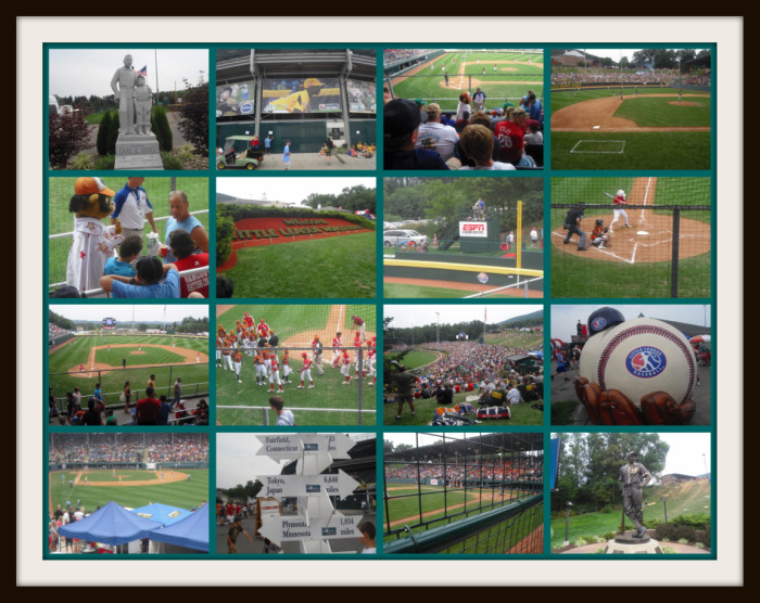 Scenes from 2010 Little League World Series