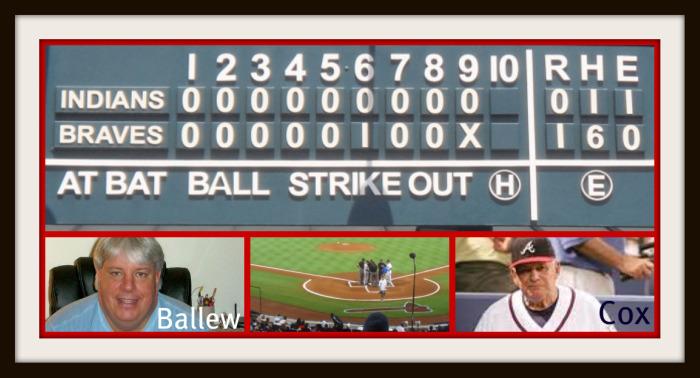 Bill Ballew & the 1995 Atlanta Braves