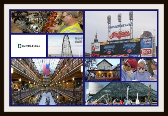 Cleveland, Cleveland Clinic & Cedar Point