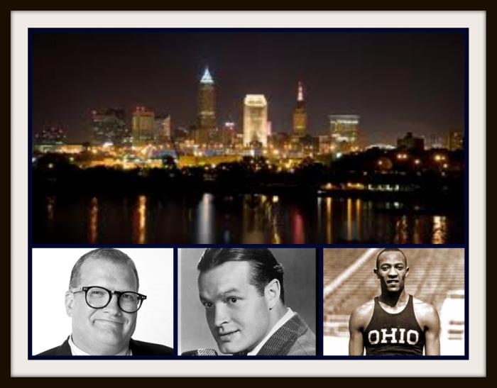 Cleveland skyline Carey Hope Owens