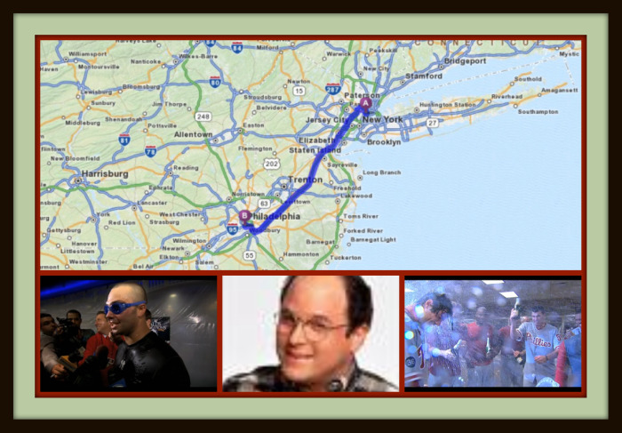 All Roads Lead through NY and Phil