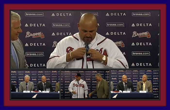 Braves tap Gonzalez as new skipper October 13 2010