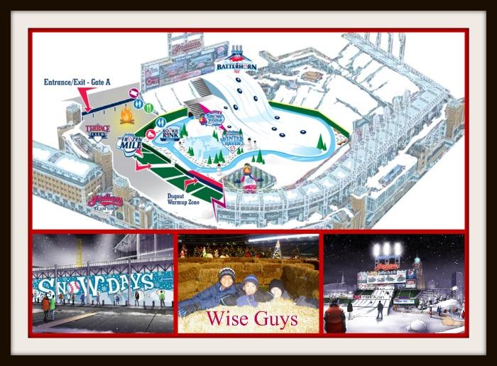 Cleveland Indians Snow Days