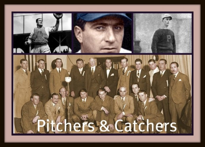 Episode 85 - Pitchers & Catchers
