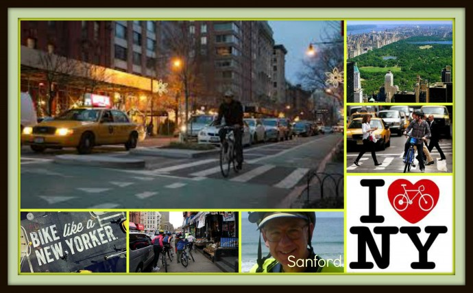 Episode 206 - NYC on a bike