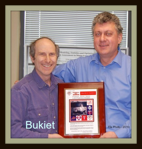 Bukiet wins in 2013