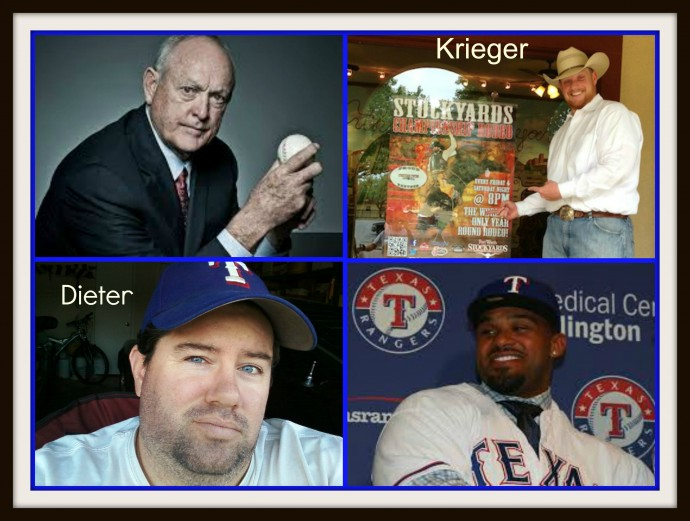 Episode 261 - Texas Rangers