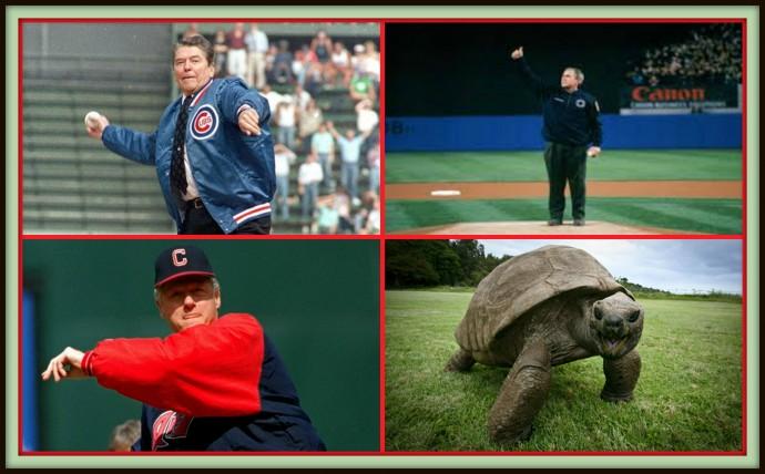 Episode 331 - Presidents & Baseball
